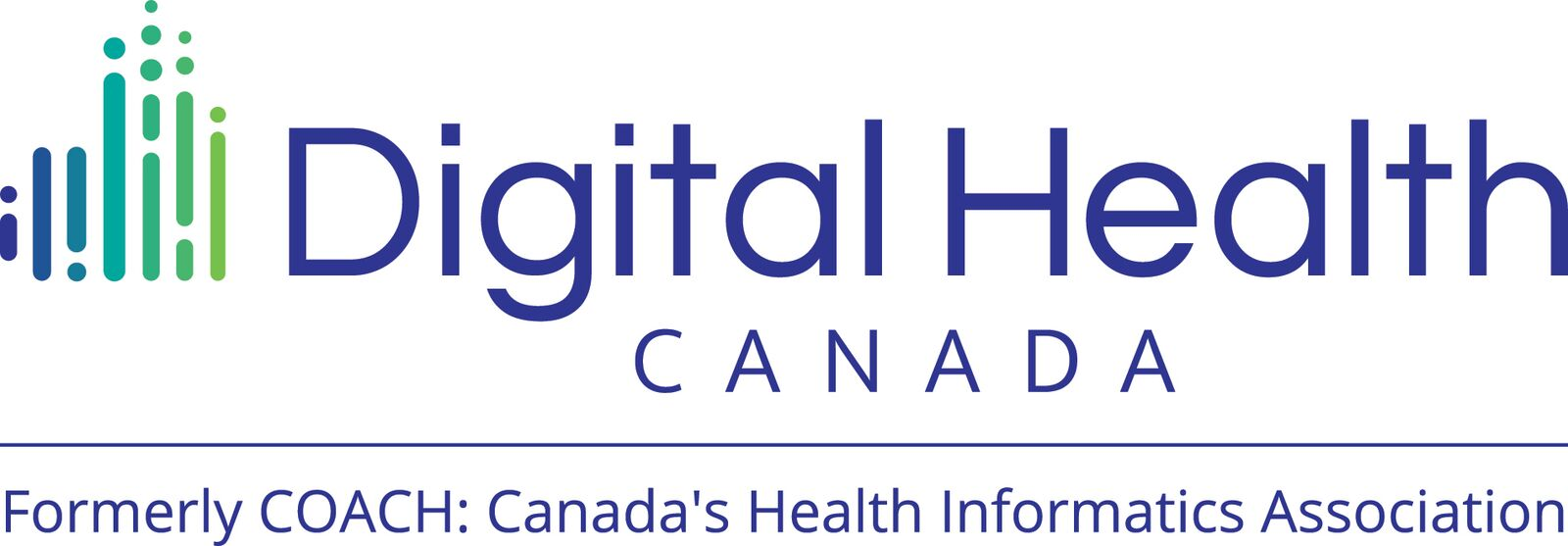 Digital health logo