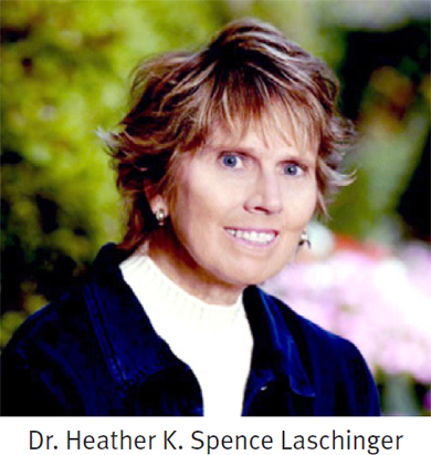 Dr. Heather K. Spence Laschinger