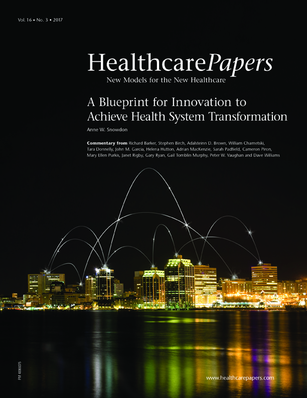 Vol 16 no 3 2017 a blueprint for innovation to achieve vol 16 no 3 2017 a blueprint for innovation to achieve health system transformation longwoods malvernweather Gallery