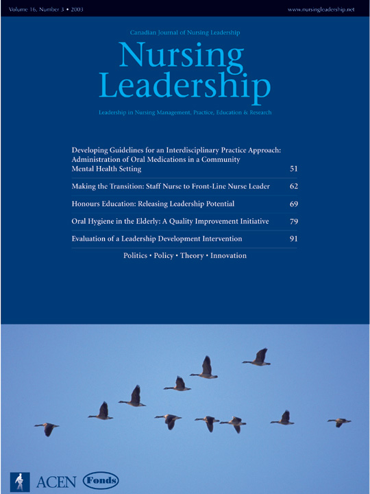 Nursing Leadership