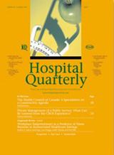 Healthcare Quarterly