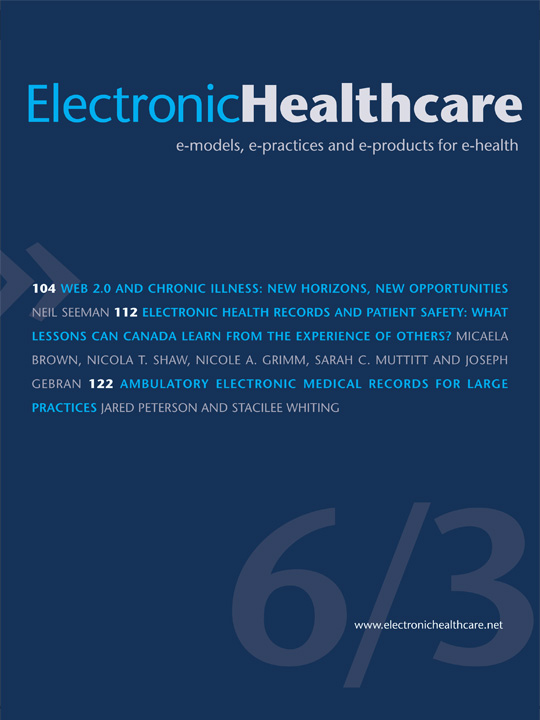 ElectronicHealthcare